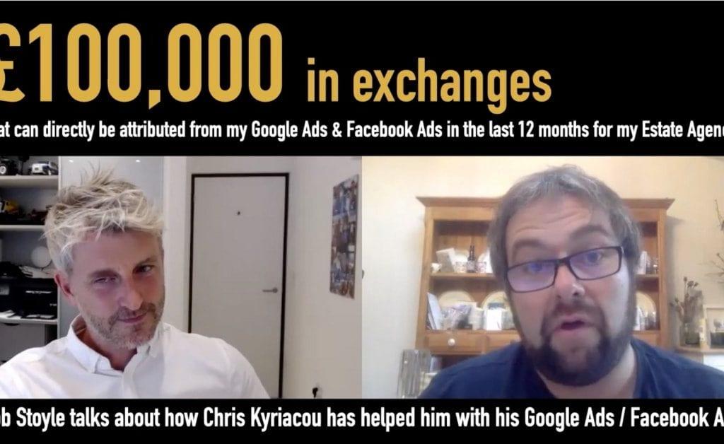 Estate Agent generates 100K ROI with Facebook Ad Funnel