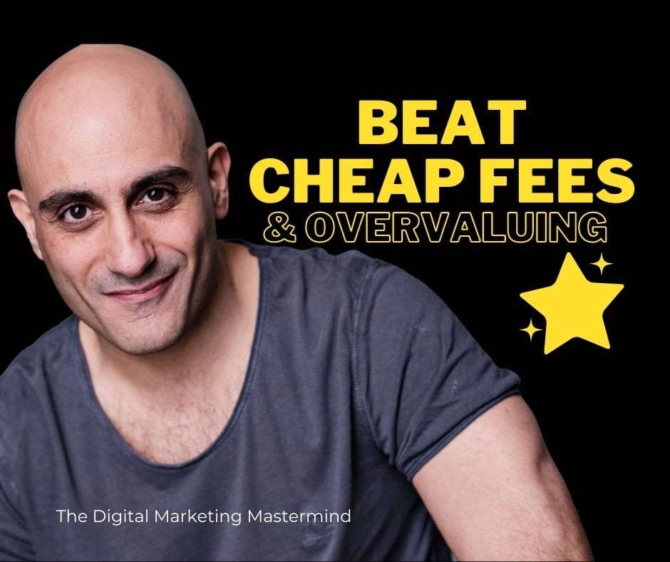 Beat Cheap Fees & Overvaluing